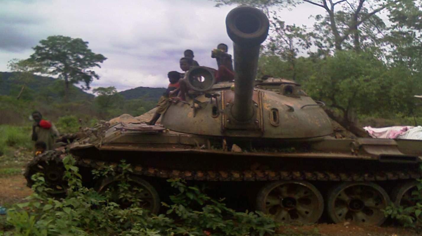 Angola 20.10. – 11.11.2012