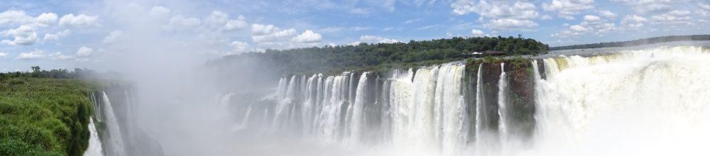 Südamerika (Uruguay, Brasilen)